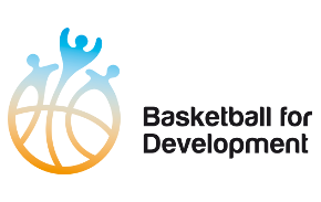 Basketball for Development Logo