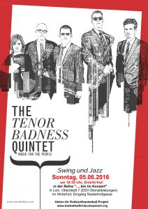 The Tenor Badness Quintett